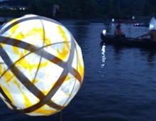 The Confluence Lantern Paddle